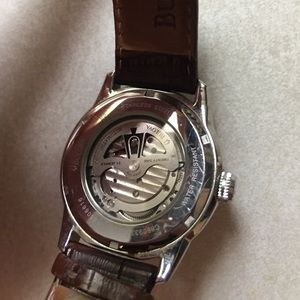 Bulova Accessories - Men's Bulova watch
